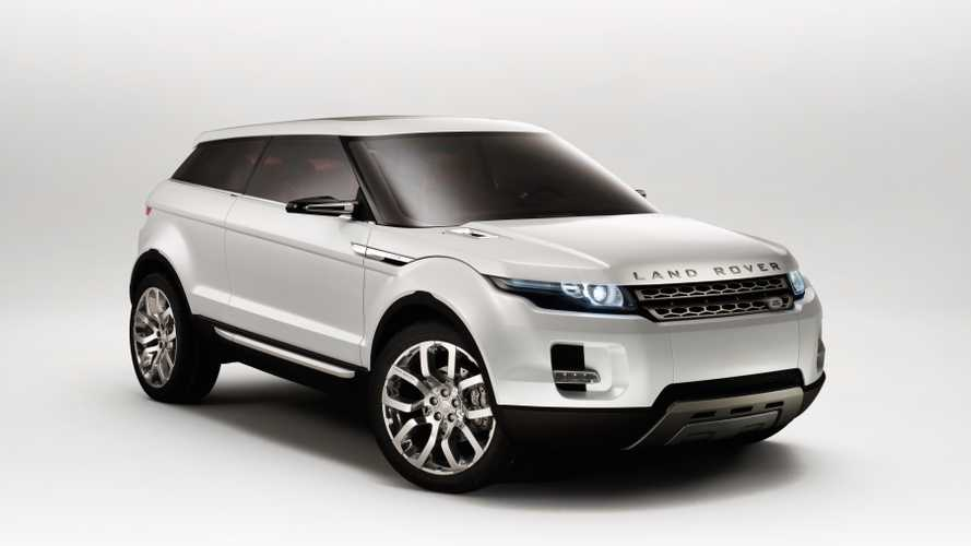 Range Rover LRX Concept, all'origine del successo