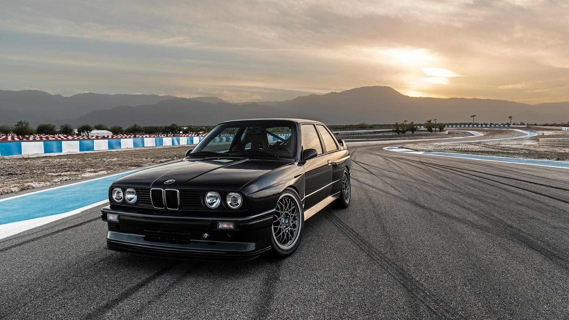 Bmw E30 M3 Restomod 390 Ps Und Fast Perfekte Optik