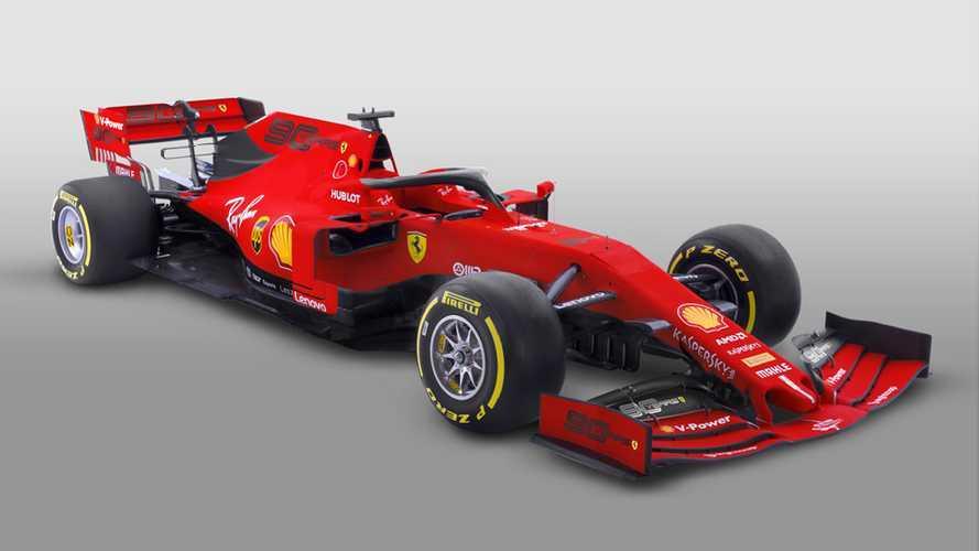 Ferrari veste i colori dei 90 anni al GP d'Australia