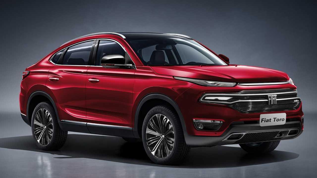 Projeções: Fiat Fastback 2021 e Toro 2020