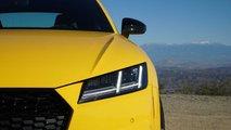 2018 Audi TT RS Review