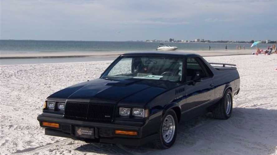 This Grand National Is Modified Into A New Car