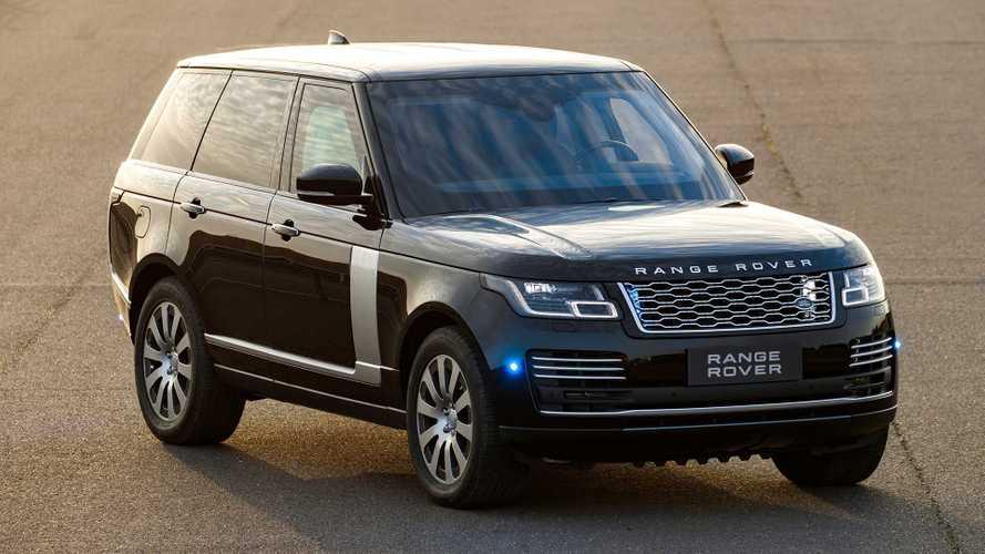 Range Rover Sentinel (2019): Sicher ist sicher