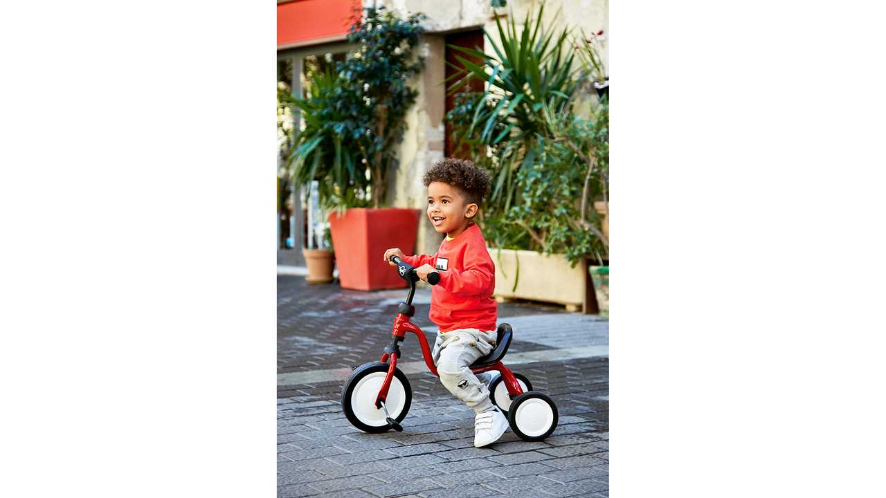 Dreirad von Mini