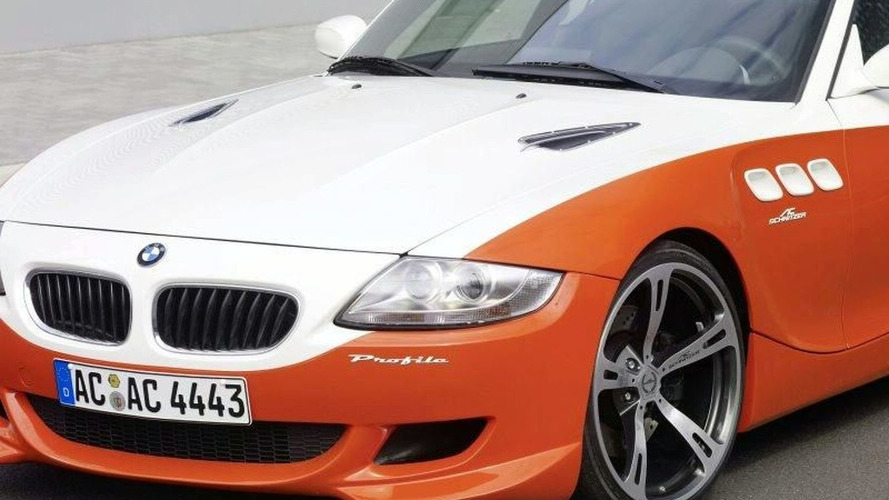 Ac Schnitzer Profile Concept Based On Bmw Z4 M Coupe Motor1
