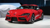 2020 toyota supra revealed detroit