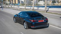 Lexus ES, test drive