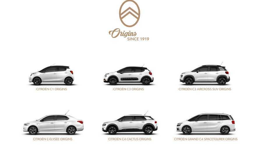 Citroën lance une série spéciale sur plusieurs modèles pour son centenaire