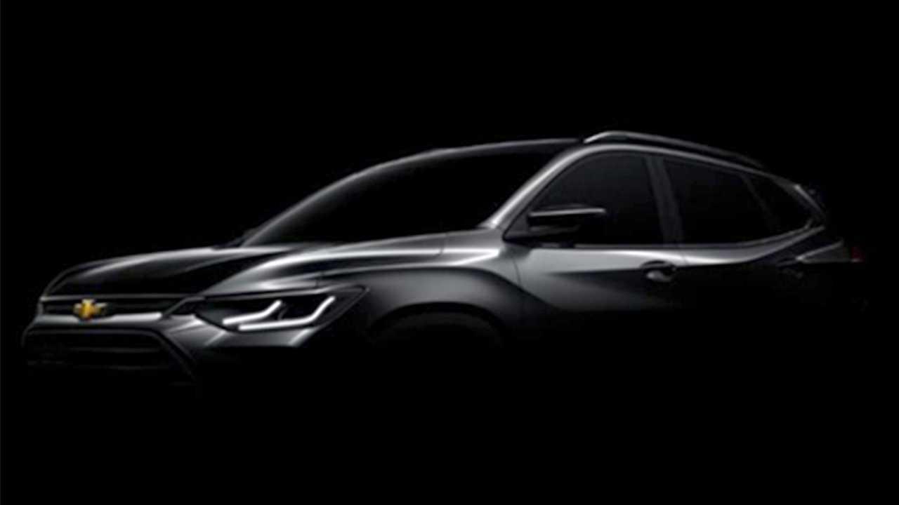 2020 Chevrolet Trailblazer Return And Release Date >> Is This The Return Of The Chevrolet Trailblazer Name