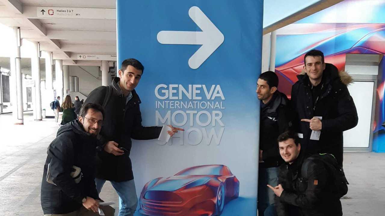 Salone di Ginevra 2019, il backstage
