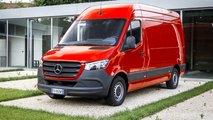 Mercedes-Benz Sprinter 2018, Garage