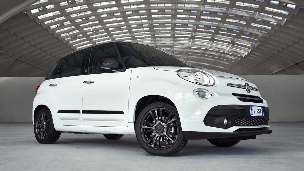 Fiat Marks 120th Anniversary With Special 500 500x 500l