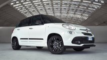 2019 Fiat 500L 120th special edition
