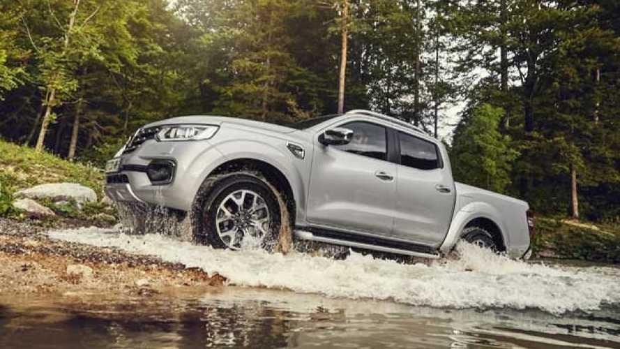 Renault Alaskan, prime impressioni