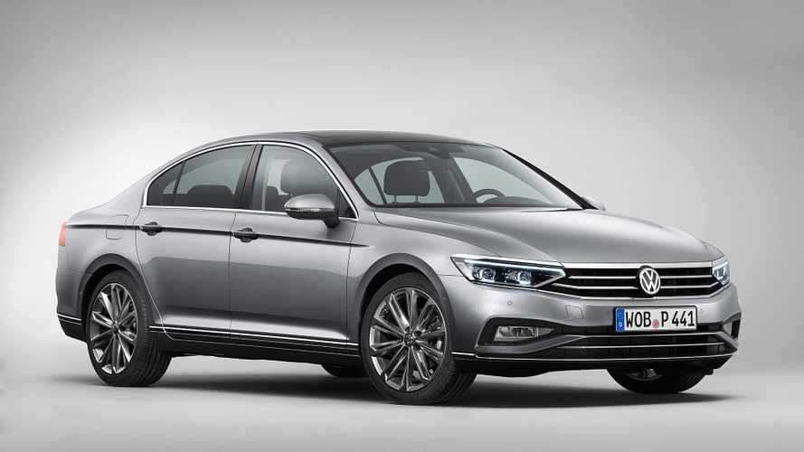 Updated VW Passat goes on sale with £27,630 asking price