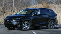 2018 lexus nx driving notes