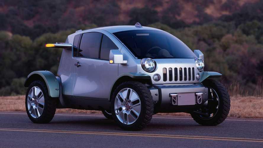 Prototipos olvidados: Jeep Treo (2003)