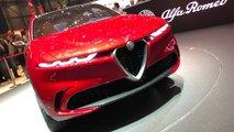 Alfa Romeo Tonale, le foto live