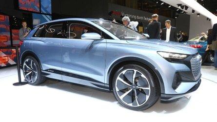 Audi Q4 e-tron antecipa versão elétrica do SUV-cupê rival do BMW X2