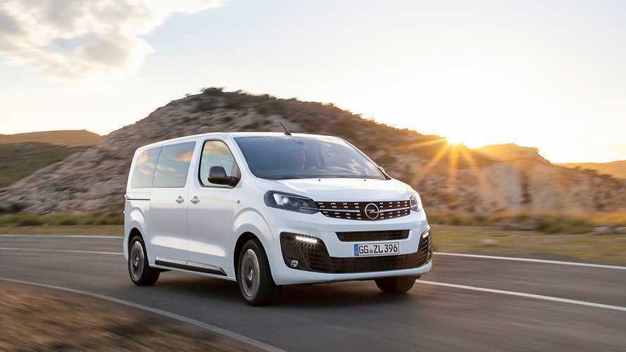 Opel Zafira Life in concessionaria