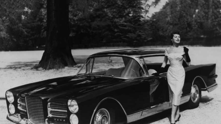 Look Luxurious In Ava Gardner's Facel Vega Excellence