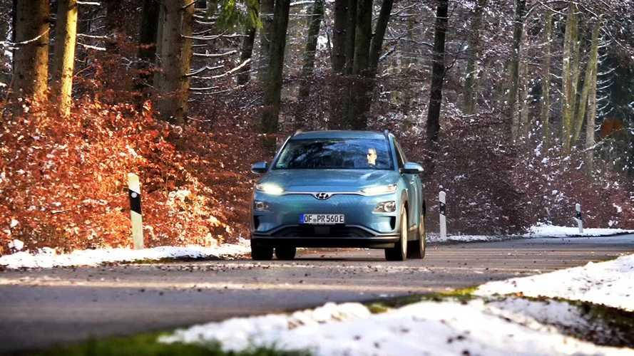 Alltagstest Hyundai Kona Elektro: E wie