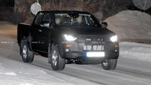 Isuzu D-Max spy photo