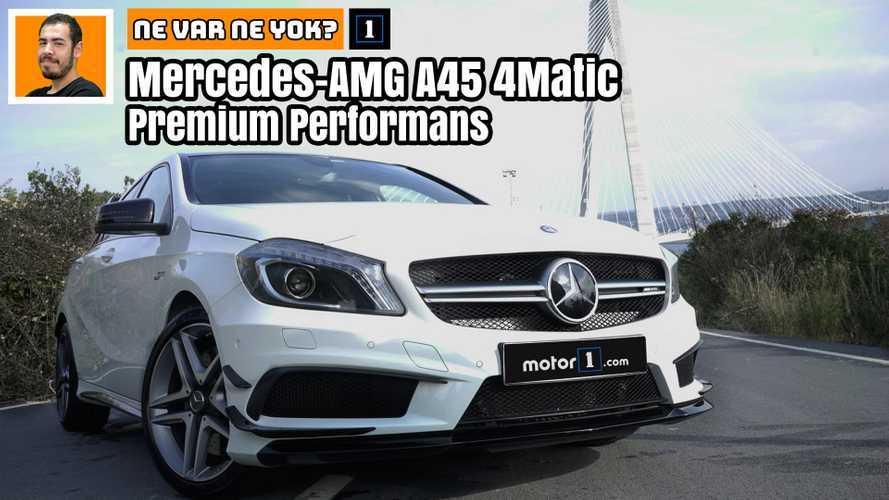 2013-2015 Mercedes-AMG A45 4MATIC | Ne Var Ne Yok?