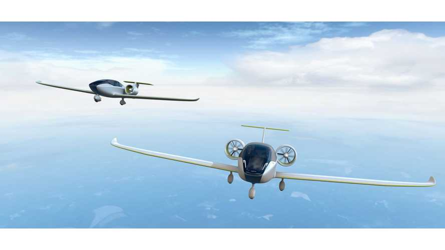 Glimpses Of E-Fan 2.0 & E-Fan 4.0 Electric Aircraft