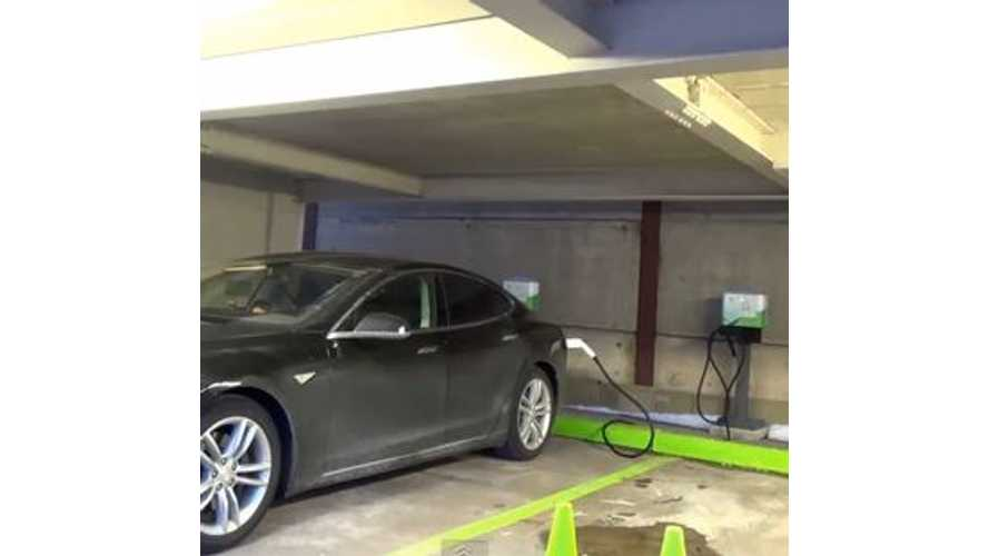 Video: Visiting Canada's Version of the Tesla Supercharger