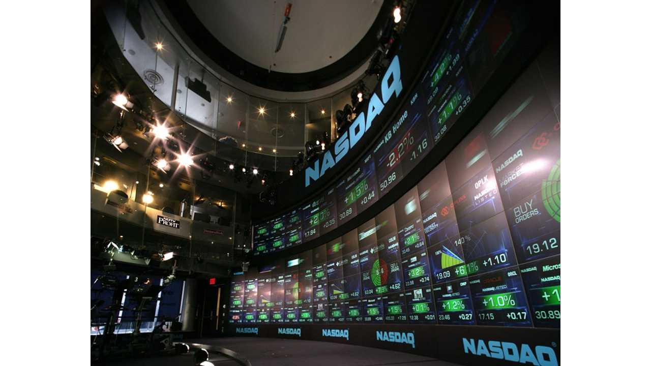 Tesla Replaces Oracle On Nasdaq 100 Index