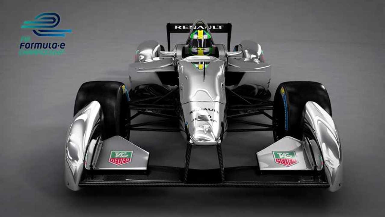 Renault Will Help Build 42 Formula E Single-Seaters for 2014 FIA Formula E Season
