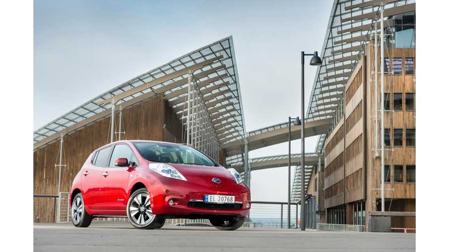 Do Record Sales of the Nissan LEAF in Germany in April Show Domination Over Plug-In Hybrids?