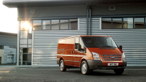 Nuovo Ford Transit 2012