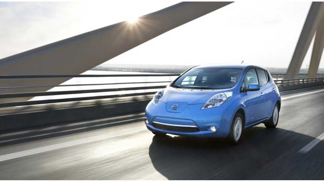 Nissan to AZ Leaf Owners,