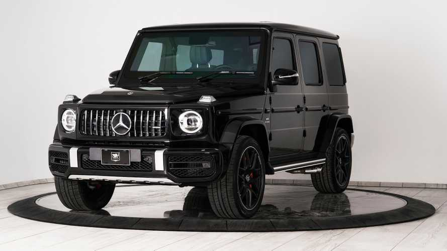 Bulletproof Mercedes-AMG G63 Is A Tough Guy's G-Wagon