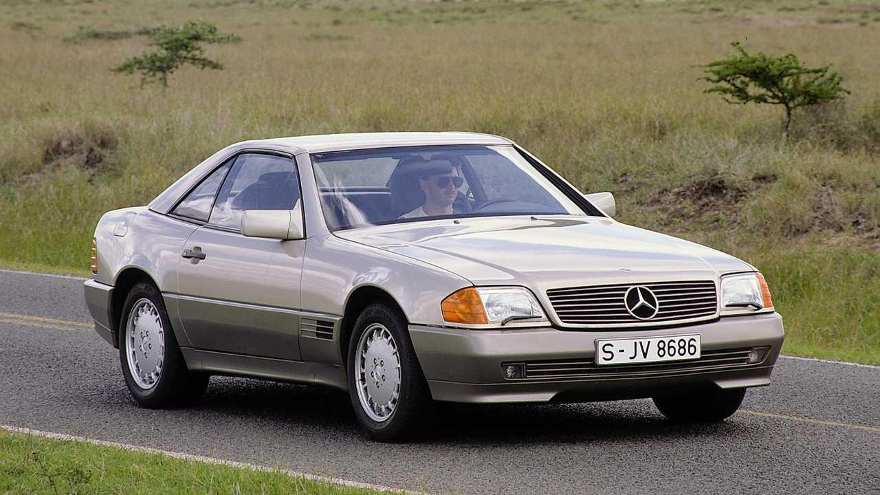 Mercedes SL (R 129)