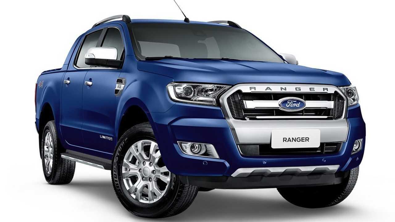 Segredo Ford Registra Nova Ranger 2020 No Brasil