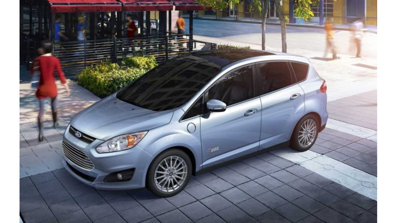 Focus Electric Nationwide By Year's End. Plug-In C-Max, Fusion Energi Coming First Of The Year