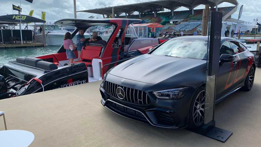 Video: Cigarette Racing 41' AMG Carbon Edition Debuts In Miami [UPDATE]