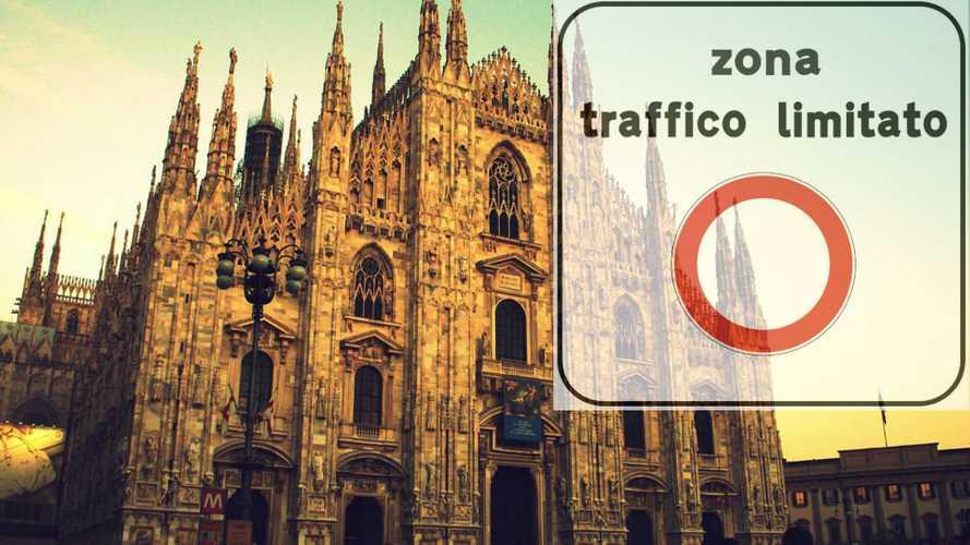 """Area B Milano, con """"Move In"""" entrano anche le auto Euro 0"""