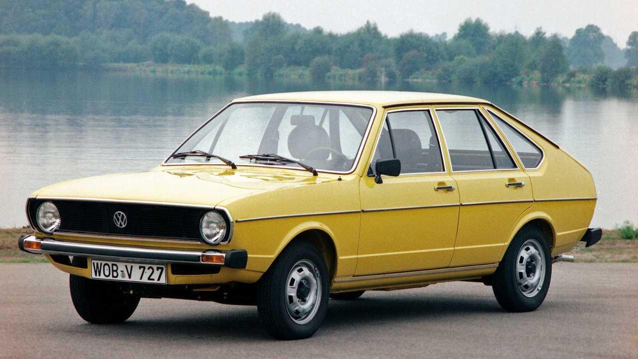 Volkswagen Passat - 1973