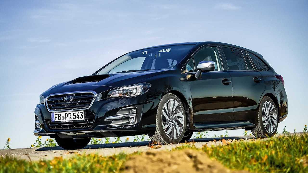 Subaru Levorg Facelift
