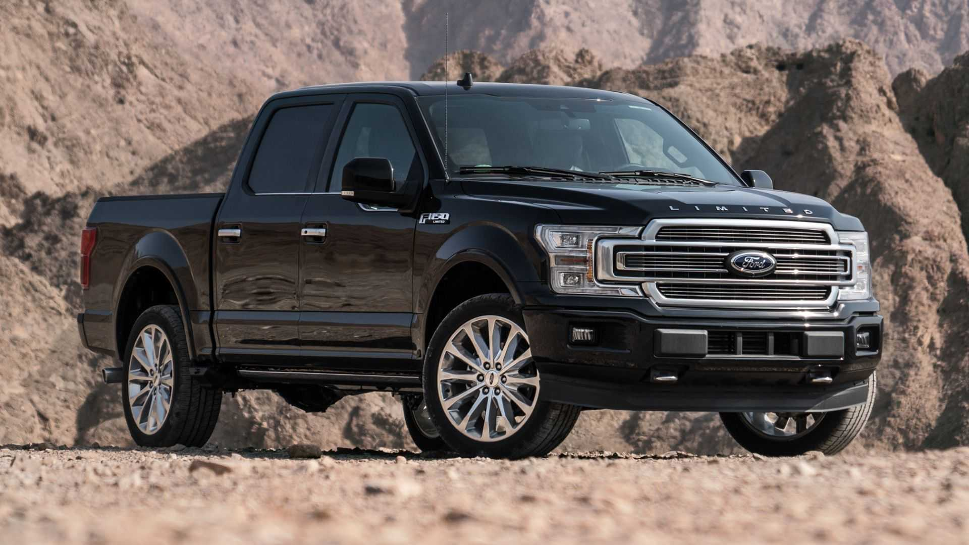 Pickup Truck Comparison: F-150, Silverado, And Ram Versus Japan