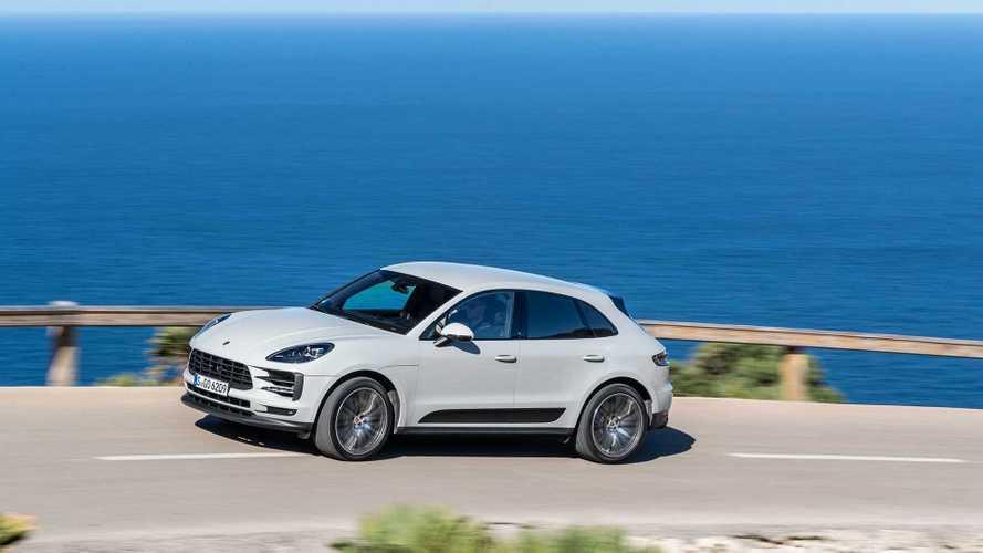 Elektromos-hajtásra vált a Porsche Macan, ám a benzines változat is a kínálatban marad