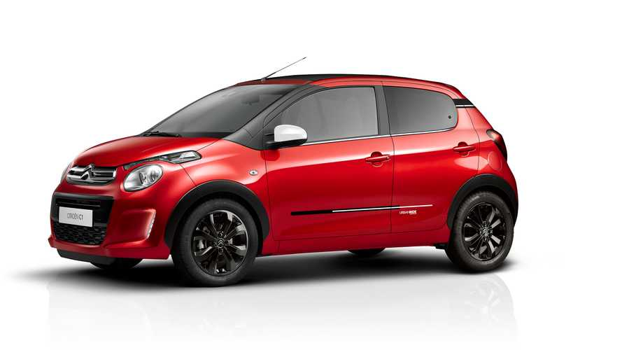 Citroën C1 Urban Ride 2019