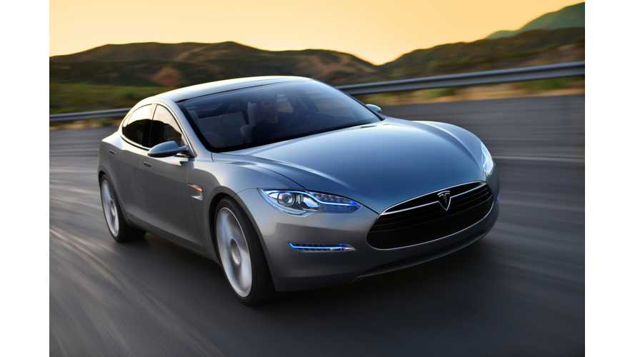 Something Refreshing:  Tesla to Deliver Model S Early, Starting Next Month