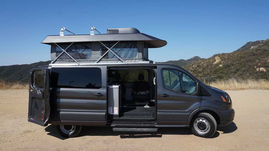ModVans CV1 Is Your All-In-One Camper, Daily Driver, And Work Van