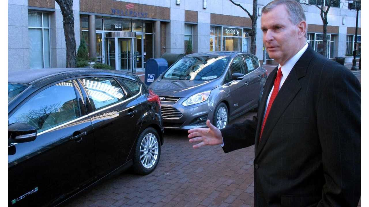 Indianapolis City Fleet Will Be First In US To Be All Electric (Video)