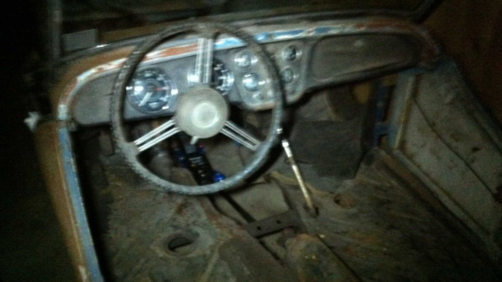 "[""Rescue This Triumph TR3 From an Upstate New York Barn""]"